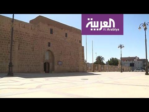 شاهد قلعة تبوك التاريخية الشاهد الأخير لطريق الحج القديم