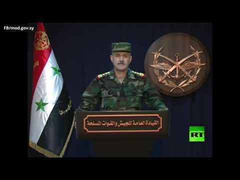 شاهد الجيش السوري يُعلن استعادة السيطرة على عشرات البلدات في ريف حلب