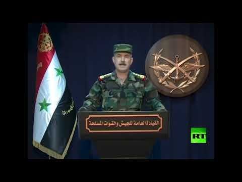 شاهد الجيش السوري يعلن تحقيق تقدم ميداني نوعي في ريف إدلب