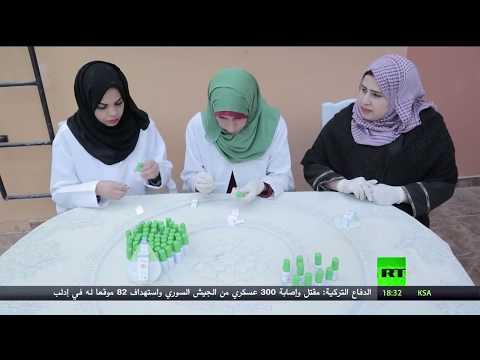 شاهد نبتة السكر مشروع طموح بديل للسكر الطبيعي في غزّة