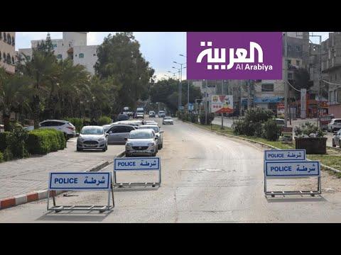 شاهد أول ليلة من ليالي حظر التجول في مصر