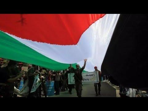 شاهد الفلسطينيون يحيون الذكرى 72 لـالنكبة دون احتفالات