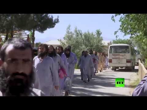 الإفراج عن 900 من سجناء حركة طالبان في أفغانستان