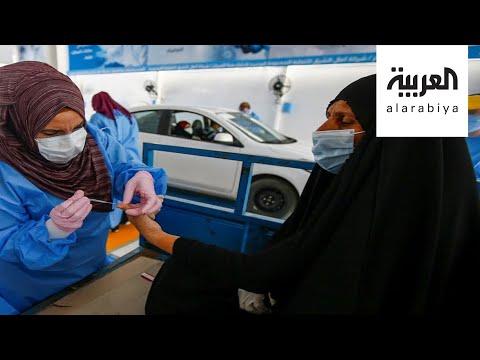 شاهد السعودية ترسل طائرة مساعدات طبية إلى العراق لمواجهة كورونا