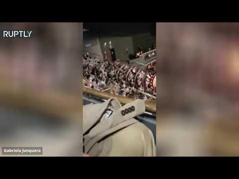 شاهد الجمهور يفرض على مسرح إلغاء عرض أوبرا في إسبانيا