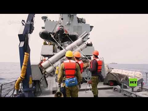 شاهدالبحرية الإسرائيلية تقود مناورة دولية مشتركة في المتوسط